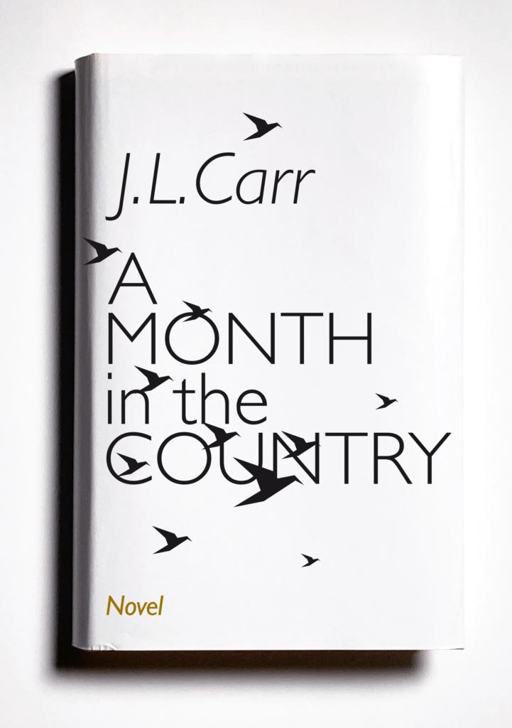 J. L. Carr, Ein Monat auf dem Lande